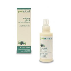 Crema piedi Greenatural