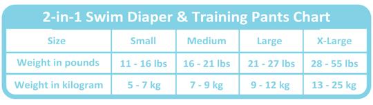 Swim-Diaper-Chart