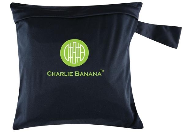 Borsa porta pannolini lavabili Charlie banana