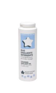 olio emolliente detergente