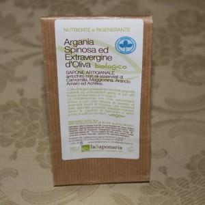 Sapone argan e oliva