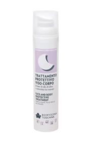 trattamento protettivo viso corpo
