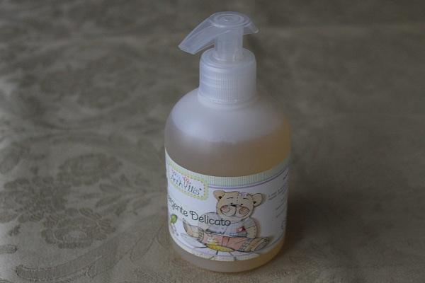 detergente delicato baby anthyllis