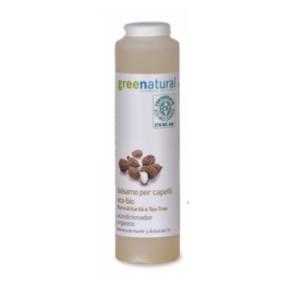 Balsamo capelli Burro di Karitè e tea tree Greenatural