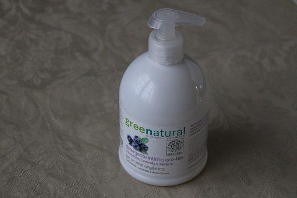 detergente intimo ecobio greenatural