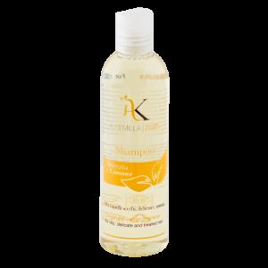 Shampoo per capelli secchi e trattati
