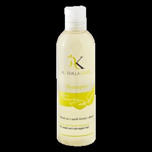Shampoo per capelli deboli/sfibrati