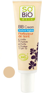 bb cream texture leggera