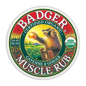 Muscle rub Balm