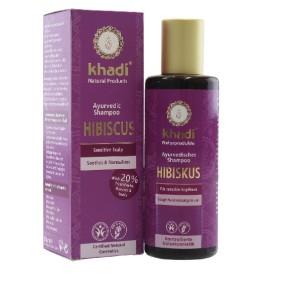 Shampoo ibiscus Khadi