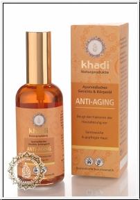 Olio Anti Aging viso e corpo