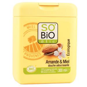 Crema doccia mandorle e miele
