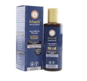 shampoo neem khadi