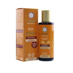 shampoo nutgrass Khadi