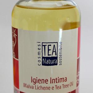 Detergente intimo malva, lichene e tea tree