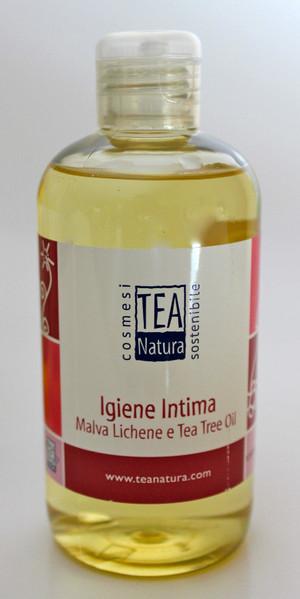 Detergente intimo tea natura