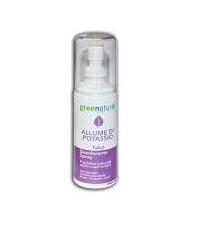 Deodorante talco Greenatural