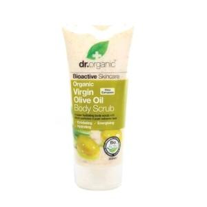 Scrub corpo all'olio d'oliva Dr. Organic