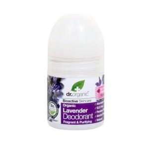 Deodorante alla lavanda Dr.Organic