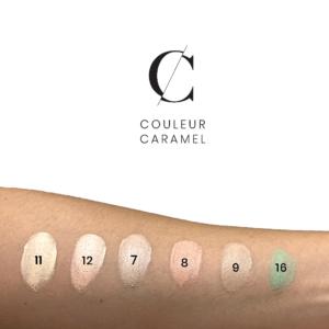 correttore anti rossori Couleur Caramel