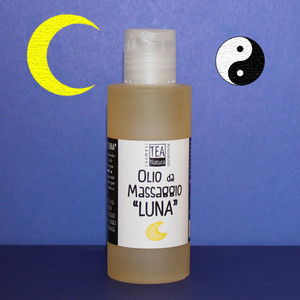 Olio da massaggio Luna - Tea Natura