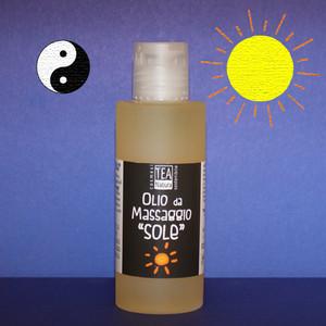 Olio da massaggio Sole - Tea Natura