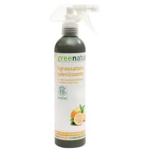 Sgrassatore igienizzante Greenatural