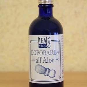 Dopobarba all'aloe TEA Natura