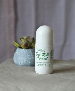 Deodorante roll-on agli agrumi Antos