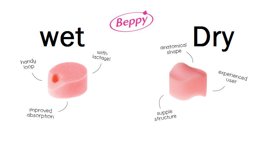 beppy differenza wet dry