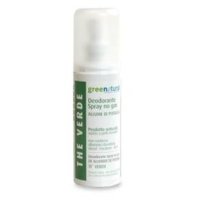 Deodorante thè verde Greenatural