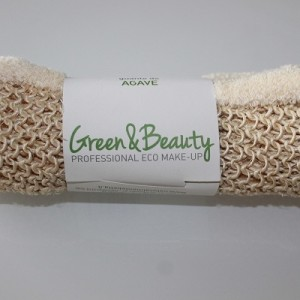 Guanto agave Green&Beauty