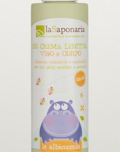 Bio crema lenitiva viso e corpo LaSaponaria
