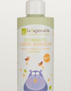 Detergente cambio pannolino LaSaponaria