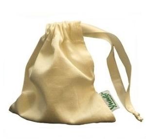 Sacchetto porta coppetta in cotone