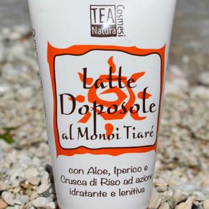 Latte Doposole al Monoi Tiarè Tea Natura