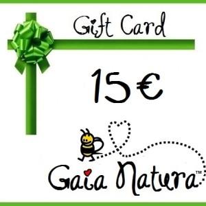 Gift Card €15