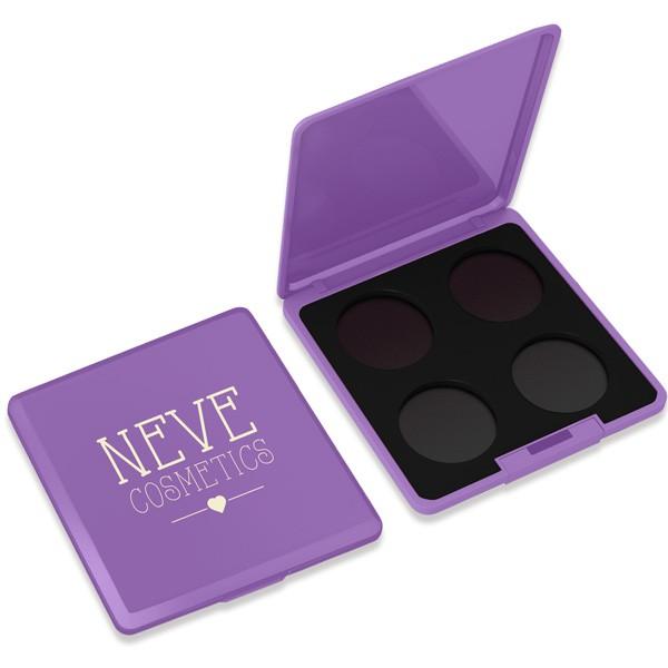 Cialde e Palette personalizzabili Neve Cosmetics