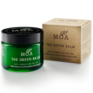 The Green Balm MOA