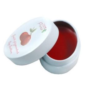 Balsamo labbra colorato al mirtillo rosso 100%Pure