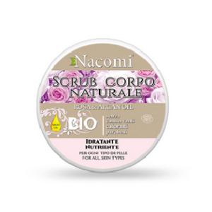 Scrub corpo rosa e  argan Nacomi