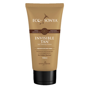 Auto abbronzante Invisible Tan Eco By Sonya