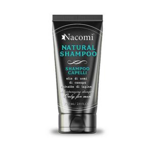 Shampoo specifico per uomo Nacomi