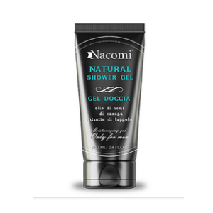 Shower gel uomo Nacomi
