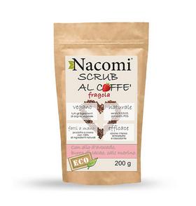 Scrub al caffè- fragola Nacomi