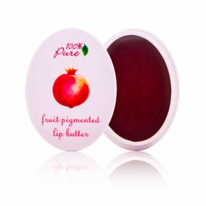 Balsamo labbra colorato al melograno 100%Pure