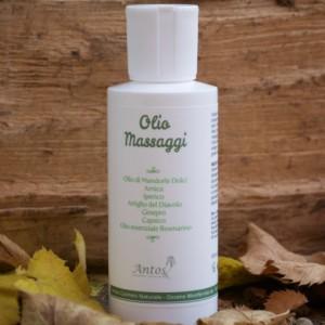 Olio per massaggi Antos