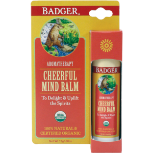 Cheerful Mind Balm - Badger Balm