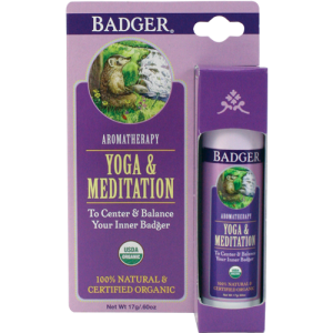 Yoga and meditation Balm - Badger Balm