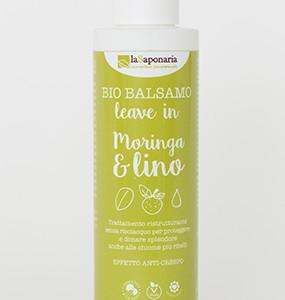 Balsamo Leave in Moringa e Lino - LaSaponaria
